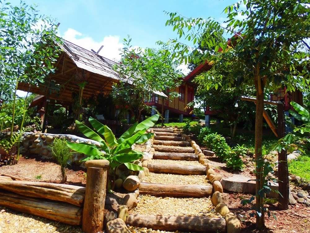 Nirvana Archipel Resort auLaos